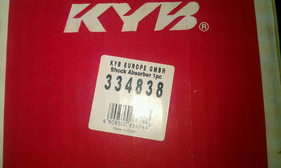 kyb made in spain